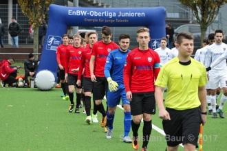 EnBW OL BW - SSV U19 vs. SSV Ulm 1846 U19 (12.11.17)