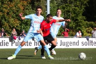EnBW OL BW - SV Stuttgarter Kickers U19 vs. SSV U19 (01.10.17)