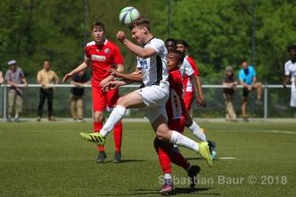 EnBW OL BW - VfR Aalen U19 vs. SSV U19 (29.04.18)