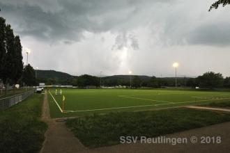 Entscheidungsspiel - SGM Metzingen-Reutlingen U18 vs. TSG Tuebingen U19 (07.06.18)