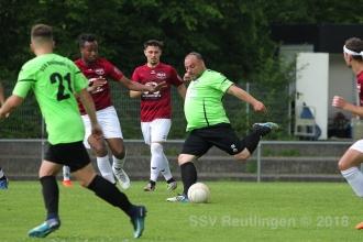 KL A2 - SSV U21 vs. SG Reutlingen II (10.06.18)