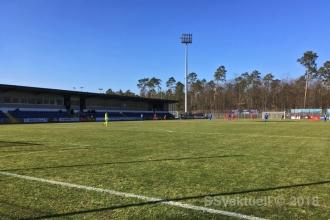 Oberliga BW - FC Astoria Walldorf II vs. SSV (24.02.18)