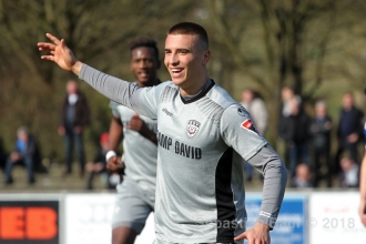 Oberliga BW - Neckarsulmer Sport-Union vs. SSV (24.03.18)
