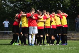 EnBW OL BW - SSV U19 vs. FC Astoria Walldorf U19 (27.08.17)