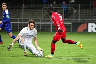 Oberliga BW - SSV vs. Neckarsulmer Sport-Union (15.09.17)