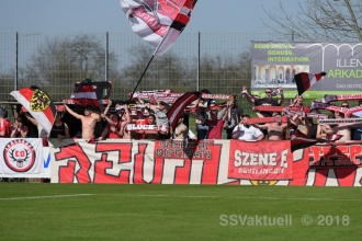 Oberliga BW - SV Oberachern vs. SSV (07.04.18)