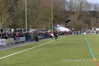 Oberliga BW - TSG Backnang vs. SSV (11.03.18)