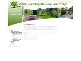 Djokaj Gartengestaltung