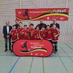 Die DI-Junioren (U13) werden Württembergischer Verbandshallenmeister