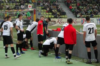 37. Sindelfinger Hallenfußball-Gala Endrunde - SSV U19 (12.01.20)