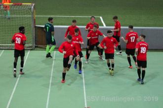 37. Sindelfinger Hallenfußball-Gala Hauptrunde - SSV U19 (11.01.20)