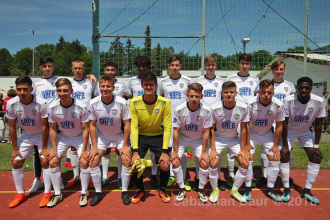 48. Internationales U19-Fussballturnier in Plattenhardt (21.05.18)
