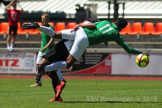 49. Internationales U19-Fussballturnier in Plattenhardt (08.06.19)