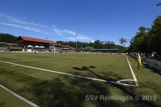 Aufstiegsspiel zur EnBW-B-Junioren-Oberliga Hinspiel - SG Sonnenhof Großaspach U17 vs. SSV U17 (30.06.19)