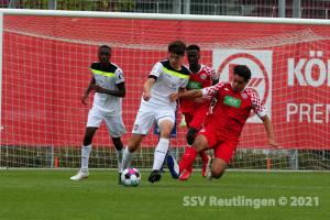 B-Junioren Bundesliga Sued-Suedwest - 1. FSV Mainz 05 U17 vs. SSV U17 (28.08.21)