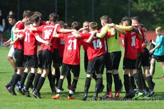 Bezirkspokal Halbfinale - SSV U16 vs. VfL Pfullingen U16 (01.05.19)