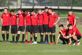 Bezirkspokal Halbfinale - SSV U18 vs. TB Kirchentellinsfurt U19 (01.05.19)