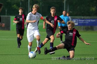 Bezirksstaffel - SSV U18 vs. SGM Lustnau-Pfrondorf U19 (28.09.19)