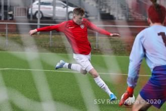 Bezirksstaffel - SSV U18 vs. SGM Lustnau-Pfrondorf U19 (07.03.20)