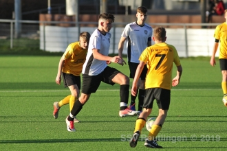 Bezirksstaffel - SSV U18 vs. SV Neustetten U19 (16.03.19)