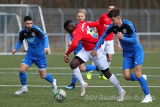 EnBW OL BW - FC Astoria Walldorf U19 vs. SSV U19 (10.03.19)
