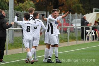 EnBW OL BW - FV Lörrach-Brombach vs. SSV U19 (28.10.18)