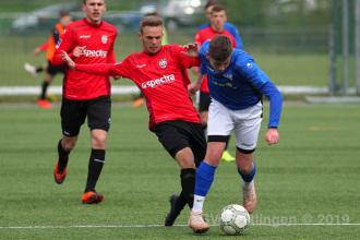 EnBW OL BW - SGV Freiberg U19 vs. SSV U19 (14.04.19)
