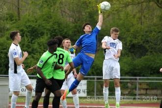 EnBW OL BW - SGV Freiberg U19 vs. SSV U19 (15.04.18)