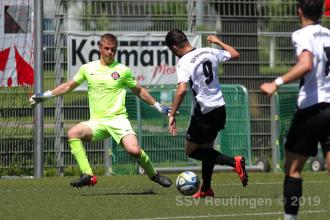 EnBW OL BW - SpVgg Neckarelz U19 vs. SSV U19 (02.06.19)