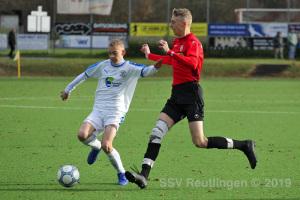EnBW OL BW - SSV U15 vs. FC Astoria Walldorf U15 (07.12.19)