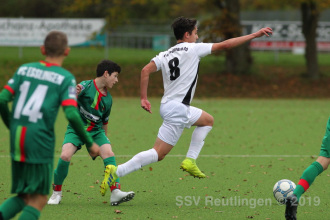 EnBW OL BW - SSV U15 vs. FC Esslingen U15 (02.11.19)