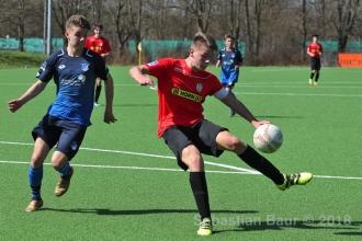 EnBW OL BW - SSV U15 vs. TSG 1899 Hoffenheim II (07.04.18)