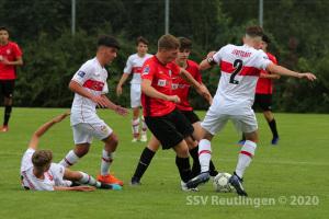 EnBW OL BW - SSV U17 vs. VfB Stuttgart U16 (06.09.20)