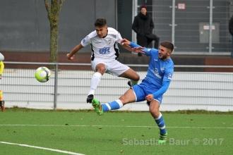 EnBW OL BW - SSV U19 vs. 1. CfR Pforzheim U19 (19.11.17)