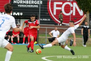 EnBW OL BW - SSV U19 vs. FC Astoria Walldorf U18 (26.09.21)