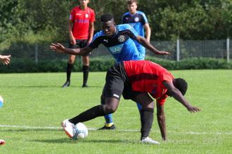 EnBW OL BW - SSV U19 vs. FC Astoria Walldorf U19 (16.09.18)