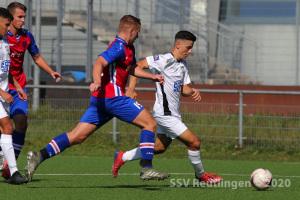 EnBW OL BW - SSV U19 vs. FSV Hollenbach U19 (13.09.20)
