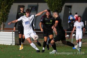 EnBW OL BW - SSV U19 vs. SGV Freiberg U19 (25.10.20)