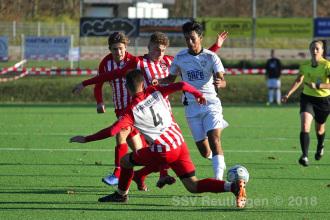 EnBW OL BW - SSV U19 vs. SpVgg Neckarelz U19 (25.11.18)