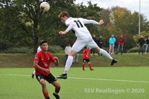 EnBW OL BW - SSV U19 vs. SpVgg Neckarelz U19 (27.09.20)