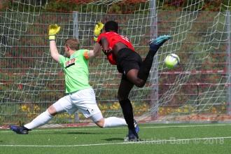 EnBW OL BW - SSV U19 vs. SV Stuttgarter Kickers U19 (22.04.18)