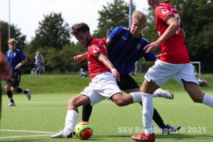 EnBW OL BW - SSV U19 vs. SV Waldhof Mannheim U19 (05.09.21)