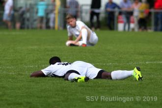 EnBW OL BW - SSV U19 vs. SV Waldhof Mannheim U19 (26.05.19)