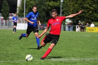 EnBW OL BW - SSV U19 vs. SV Waldhof Mannheim U19 (10.09.17)