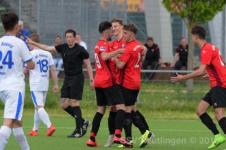 EnBW OL BW - SSV U19 vs. VfL Nagold U19 (19.05.19)