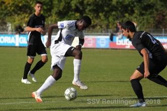 EnBW OL BW - SSV Ulm U19 vs. SSV U19 (07.10.18)