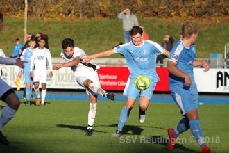 EnBW OL BW - VfL Nagold U19 vs. SSV U19 (11.11.18)