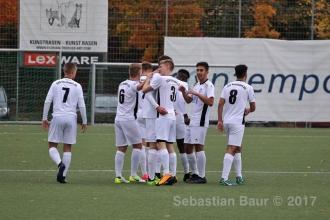 EnBW OL - Freiburger FC vs. SSV U19 (05.11.17)