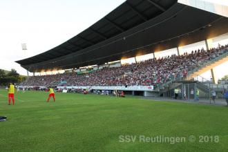 Freundschaftsspiel - SSV vs. VfB Stuttgart (13.07.18)