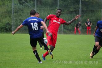 Freundschaftsspiel - VfL Pfullingen vs. SSV (21.07.18)